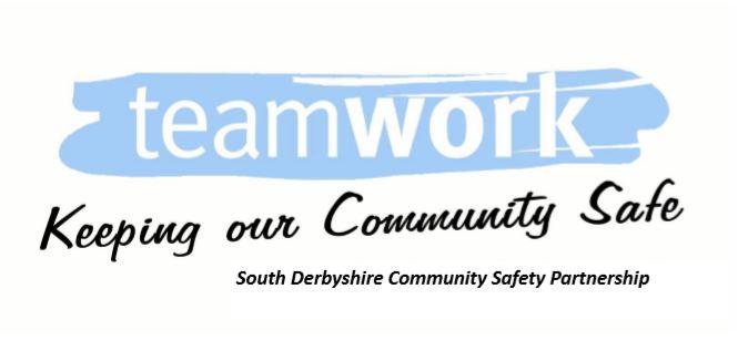 South Derbyshire Community Safety Partnership logo